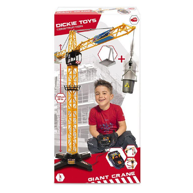 Remote Control Giant Crane, , hi-res