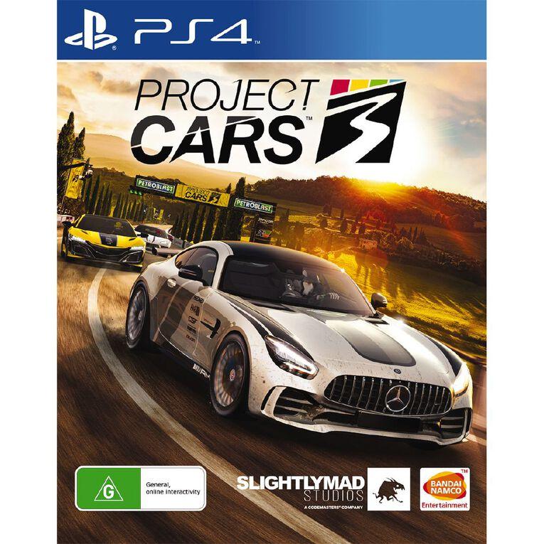 PS4 Project Cars 3, , hi-res