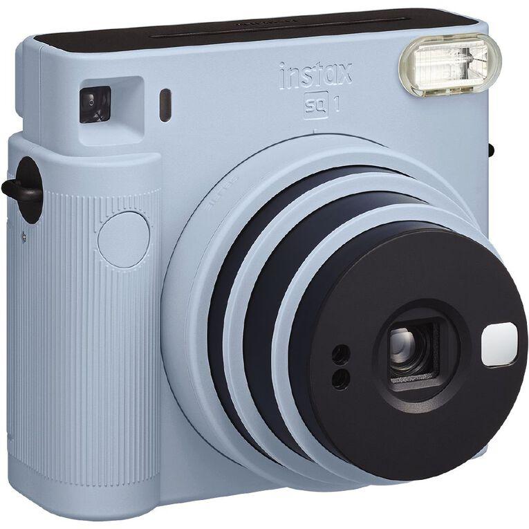 Fujifilm Instax SQ1 Instant Camera Glacier Blue, , hi-res