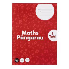 WS Junior Maths 1 TAHI