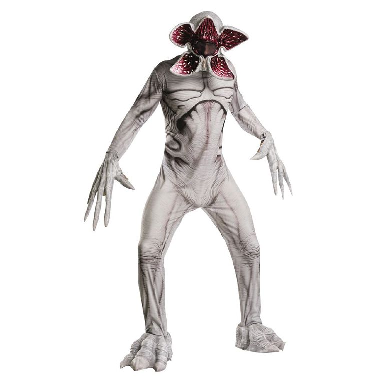 Stranger Things Netflix Demogorgon Deluxe Costume Size Standard, , hi-res image number null