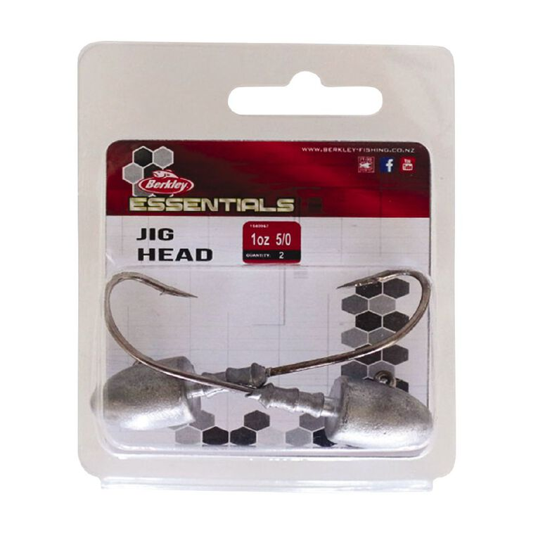 Berkley Jig Head 1 OZ 5/0, , hi-res