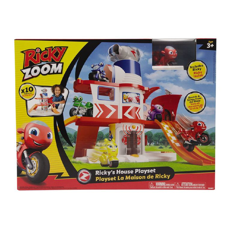 Ricky Zoom Rickys House Playset, , hi-res