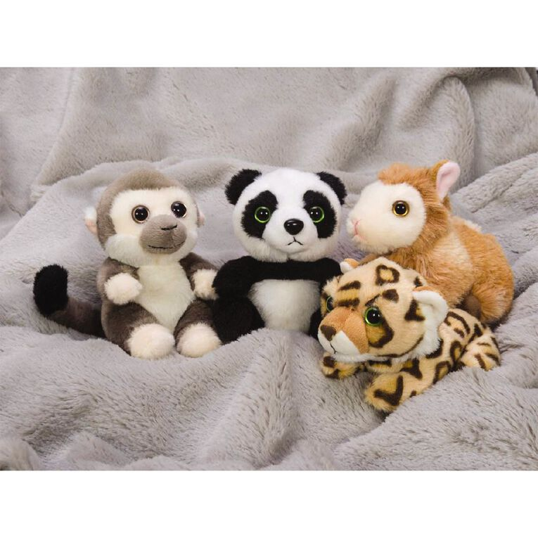 Russ Petooties 4 Inch Zoo Mini Plush Wave 3 Assorted, , hi-res image number null