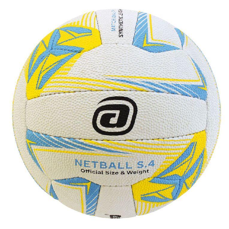 Avaro Netball Assorted Size 4, , hi-res