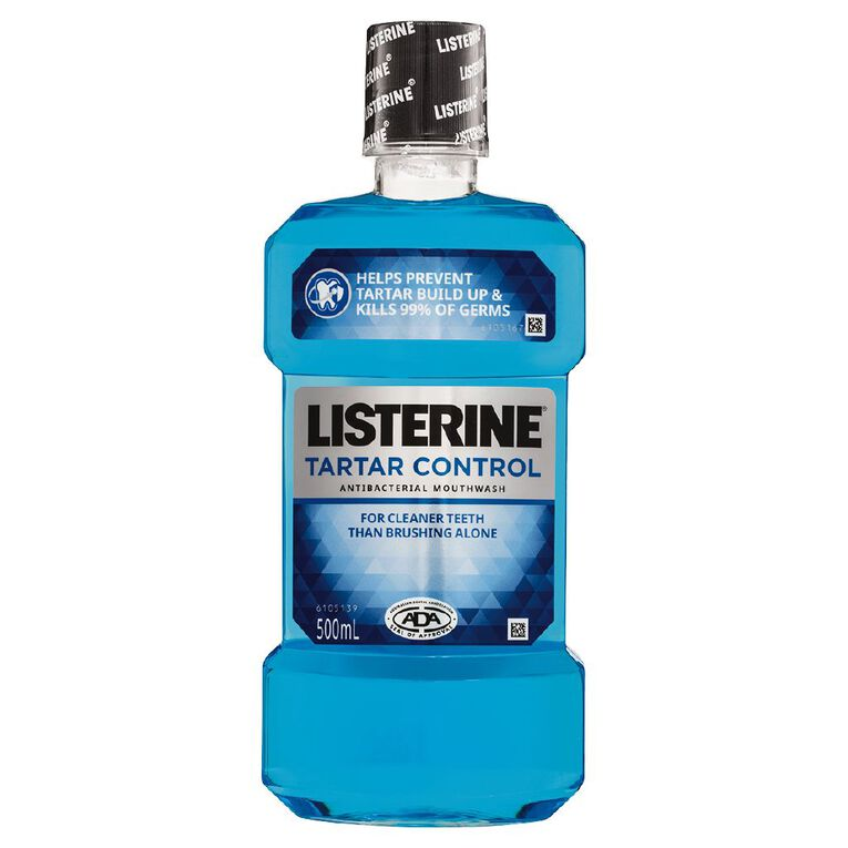 Listerine Tartar Control 500ml, , hi-res
