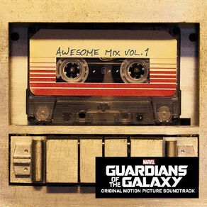 Guardians of the Galaxy Vinyl by Original Soundtrack 1Record