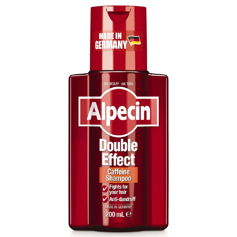 Alpecin Alpecin Double Caffeine Shampoo 200ml, , hi-res
