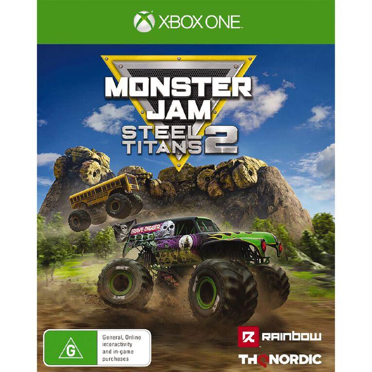 XboxOne Monster Jam: Steel Titans 2, , hi-res image number null