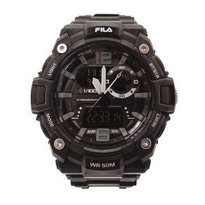 Fila Analogue Digital 5ATM Water Resistant Watch