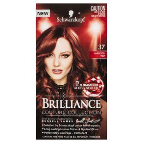 Schwarzkopf Brilliance 37 Hypnotic Red