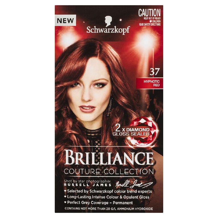 Schwarzkopf Brilliance 37 Hypnotic Red, , hi-res