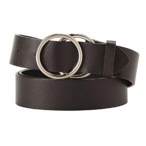 H&H Women's Large Circle Belt