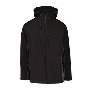 Active Intent Men's Raglan Bonded Fleece Jacket
