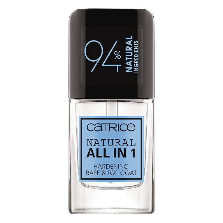 Catrice Natural All In 1 Hardening Base & Top Coat, , hi-res
