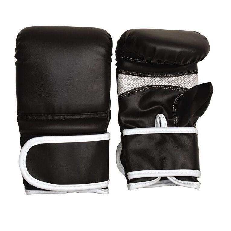 Active Intent Fitness Boxing Mitt Black S-M, , hi-res