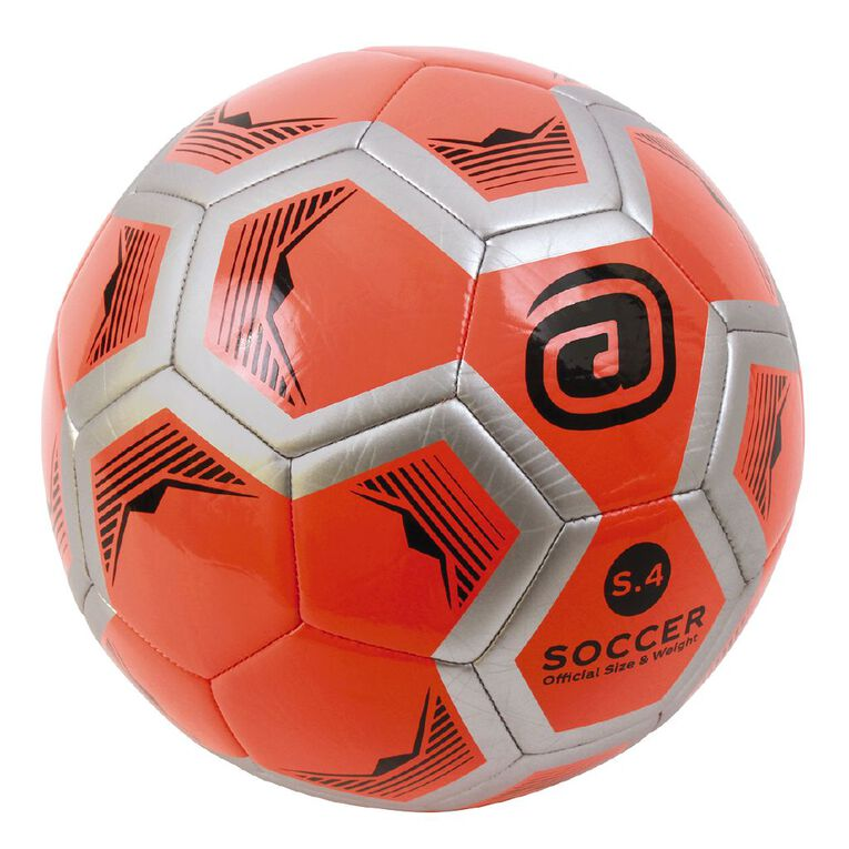 Avaro Match Soccer Ball Assorted Size 5, Assorted, hi-res
