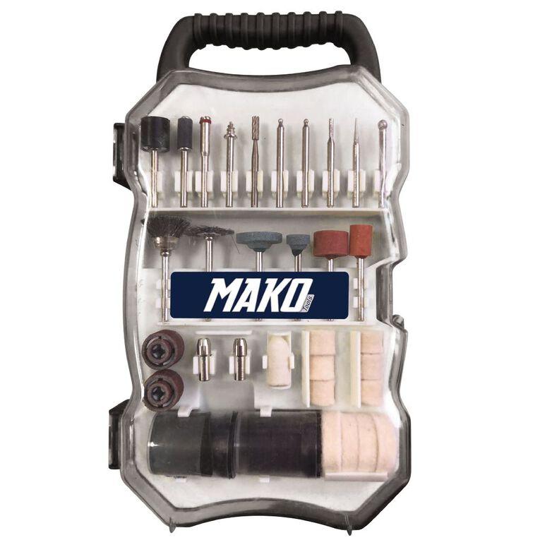 Mako Rotary Tool 71 Piece Accessory Set, , hi-res