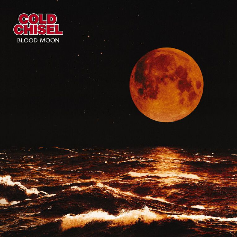 Blood Moon CD by Cold Chisel 1Disc, , hi-res