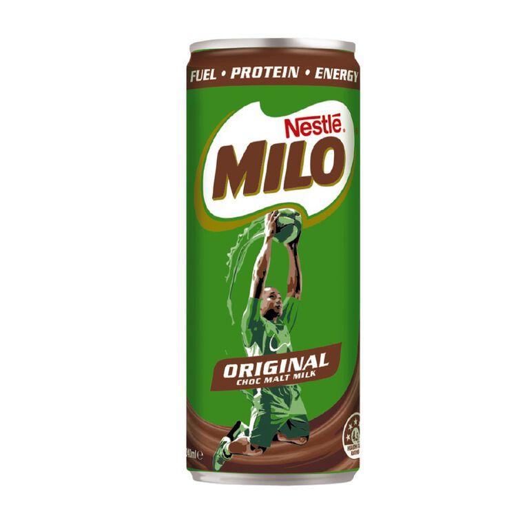 Milo RTD Can 240ml, , hi-res