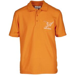Schooltex Taneatua Short Sleeve Polo with Embroidery
