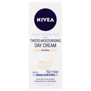 Nivea Daily Essentials Tinted Moisturising Creme 50ml