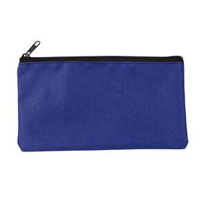 WS Pencil Case Flat Basic Blue