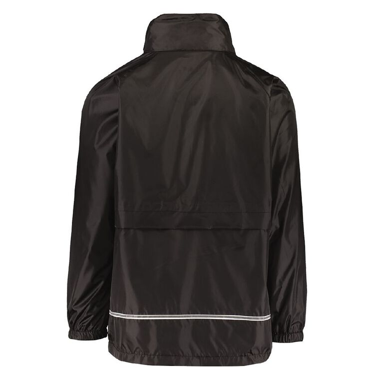 Schooltex Pt England Year 7 & 8 Only Jacket with Embroidery, Black, hi-res
