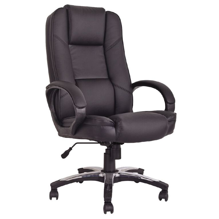 Workspace Nelson Chair Black, , hi-res