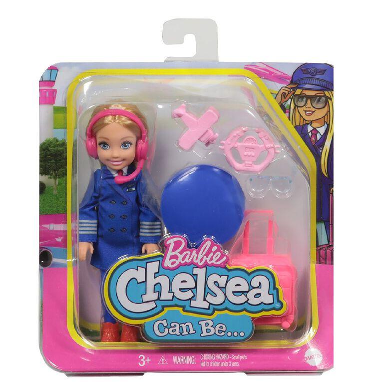 Barbie Chelsea Career Doll Assorted, , hi-res