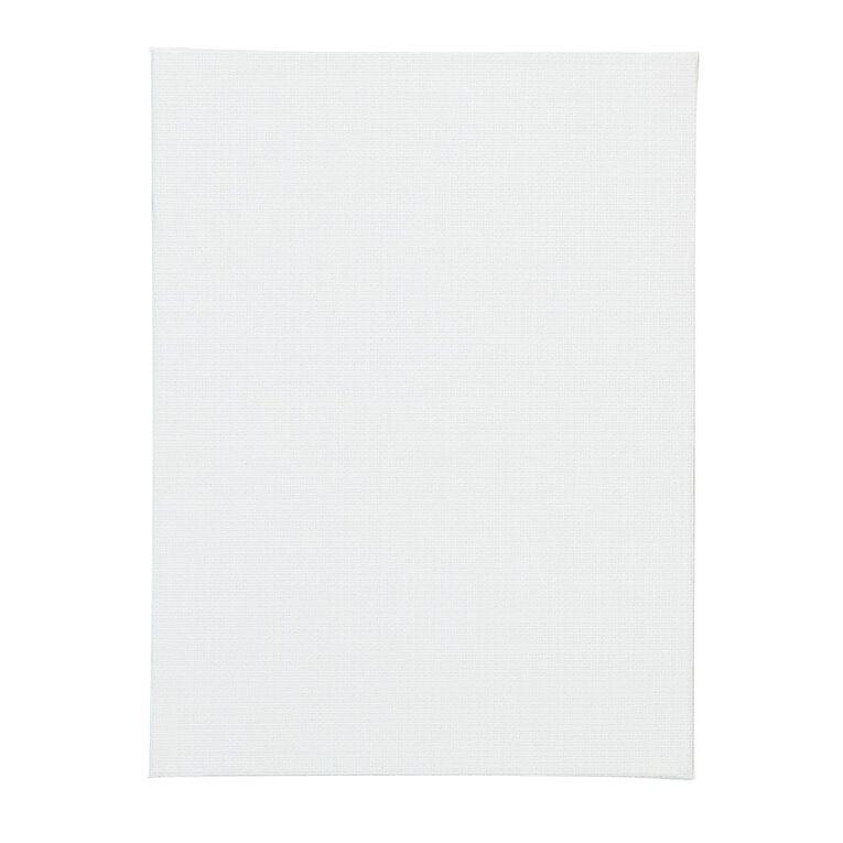 Uniti Platinum Canvas Panel 6x8 Inches 380Gsm, , hi-res