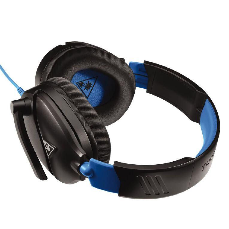 Turtle Beach Headset Recon 70P PS4 Black, , hi-res