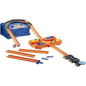 Hot Wheels Track Builder Challenge Tub Assorted