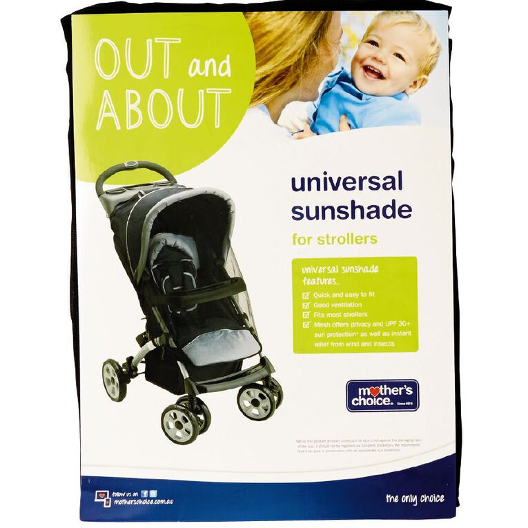 Mother's Choice Universal Sunshade, , hi-res