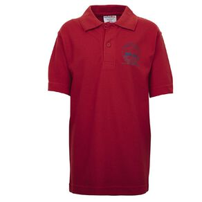 Schooltex Westport South Short Sleeve Polo with Transfer