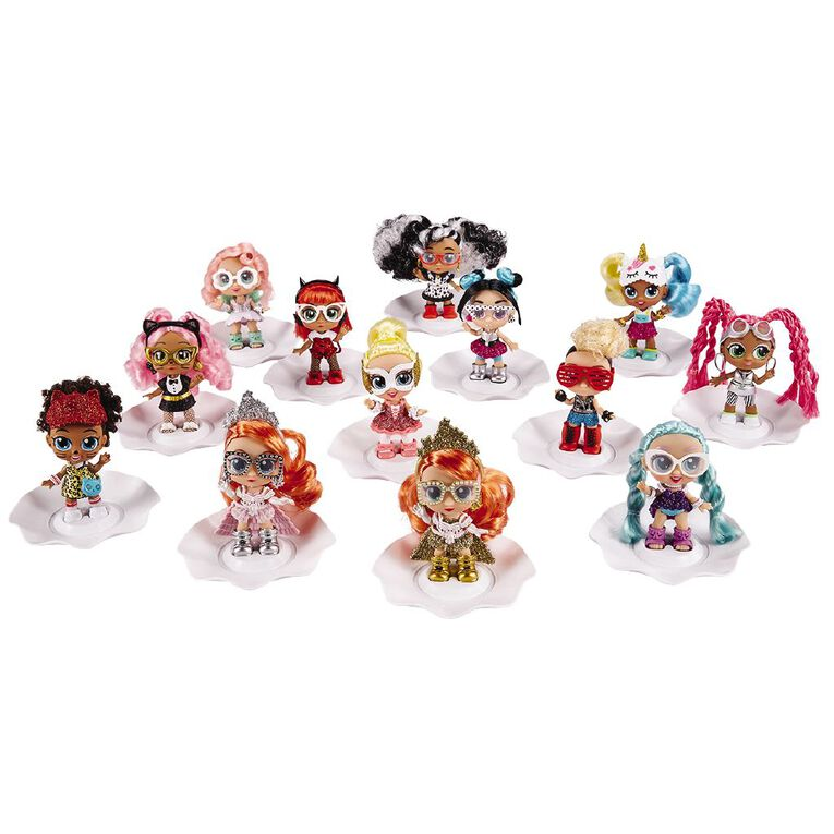 Zuru Itty Bitty Pretty Collectibles Series 1 Small Tea Cup Assorted, , hi-res