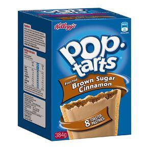Kelloggs Pop Tarts Frosted Brown Sugar & Cinnamon 8 Pack