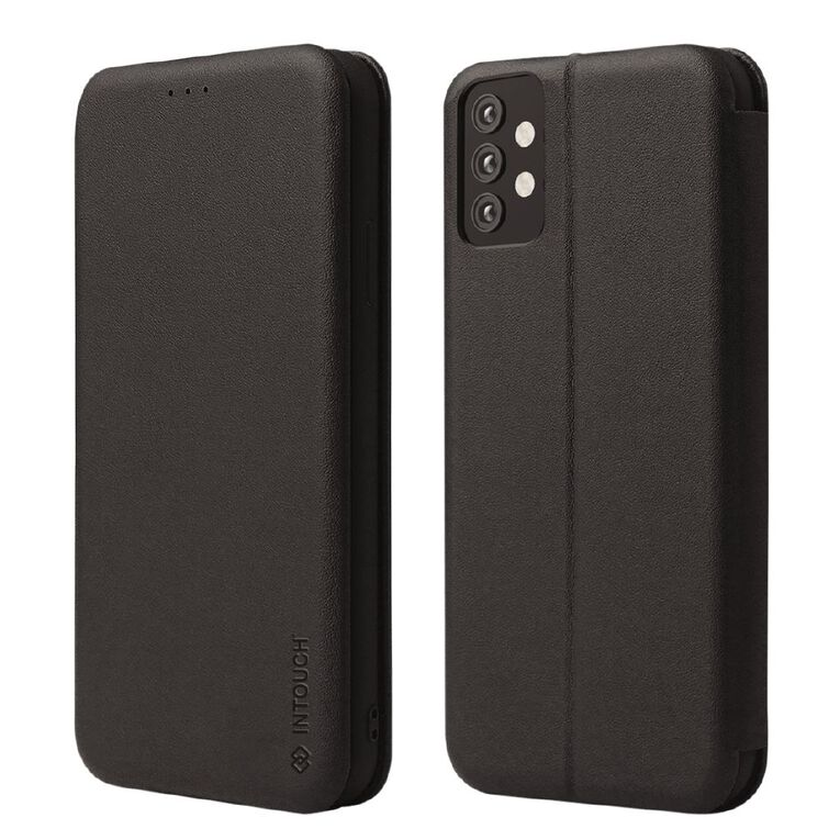 INTOUCH InTouch Samsung A32 (4G) Milano Wallet Case Black, , hi-res
