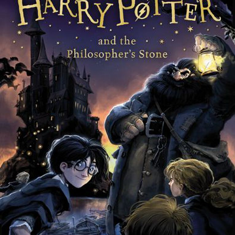 Harry Potter #1 The Philosophers Stone by JK Rowling, , hi-res