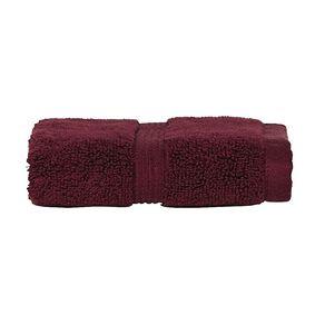 Living & Co Montreal Face Towel Alloy 30cm x 30cm