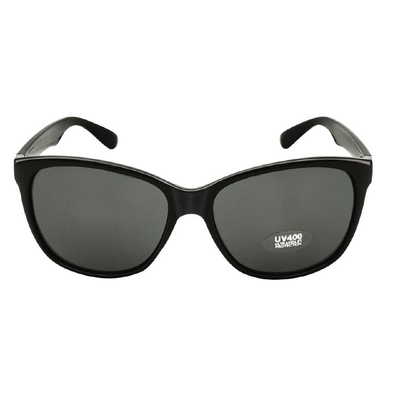 H&H Essentials Classic Sunglasses, Black, hi-res