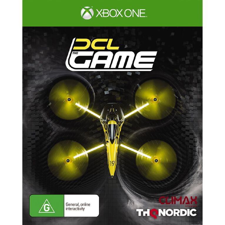 XboxOne DCL The Game, , hi-res
