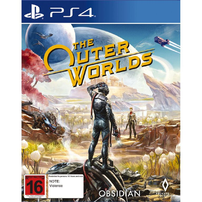 PS4 The Outer Worlds, , hi-res