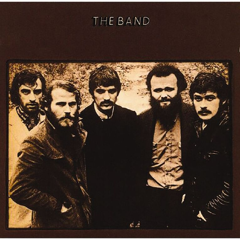 The Band Vinyl by The Band 1Record, , hi-res