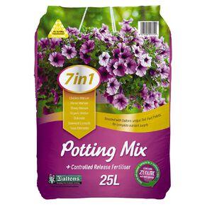 Daltons 7-in-1 Potting Mix 25L
