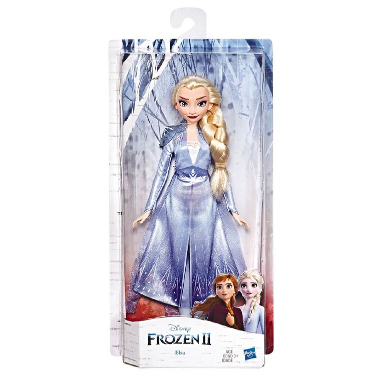 Disney Frozen 2 Elsa Fashion Doll, , hi-res