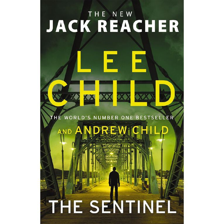 The Sentinel by Lee Child & Andrew Child, , hi-res