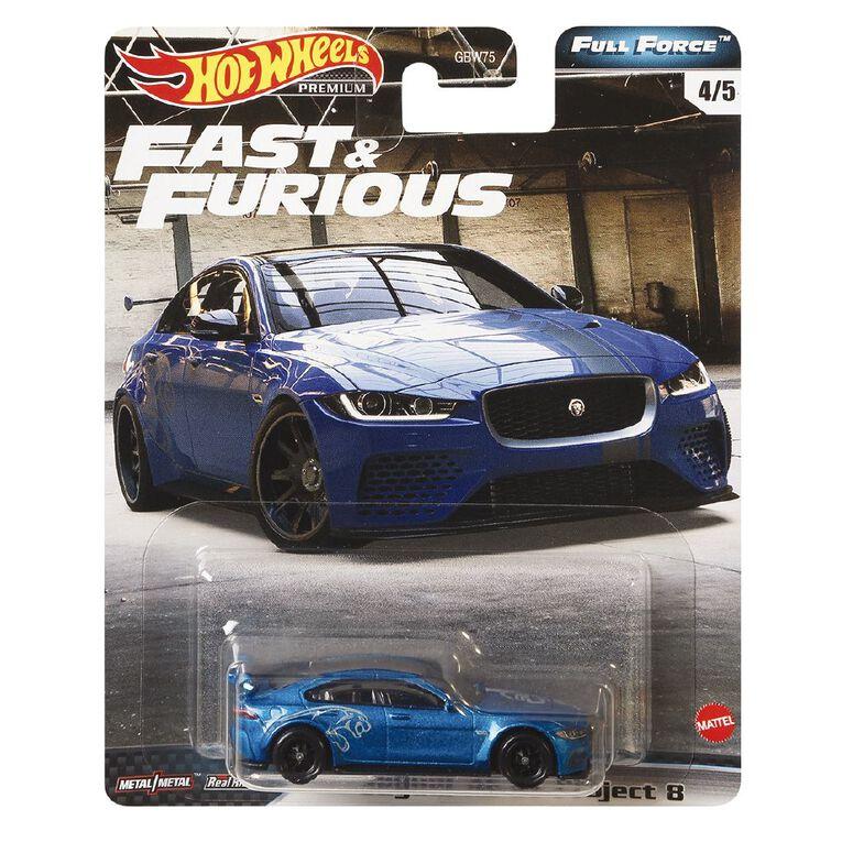 Hot Wheels Fast & Furious Premium Bundle, , hi-res