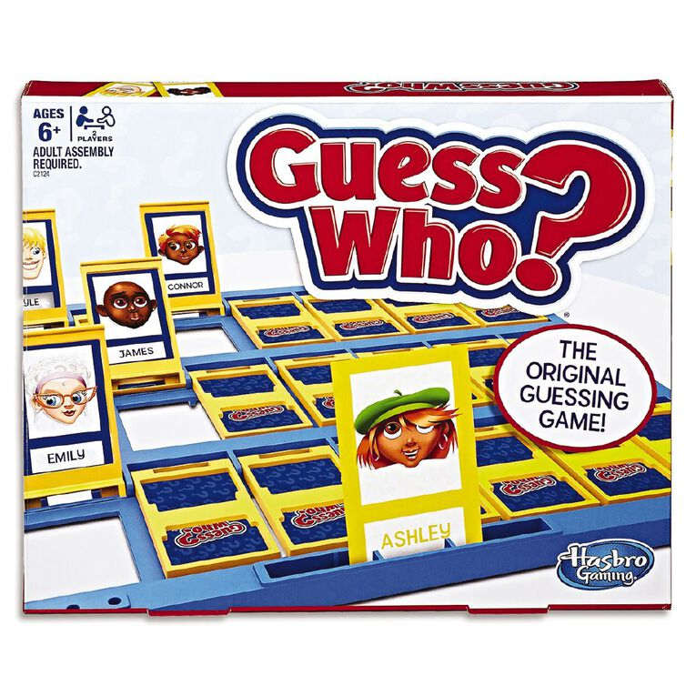 Guess Who? Reinvention Game, , hi-res