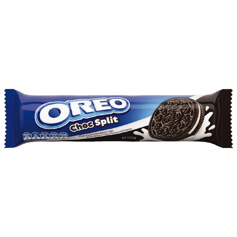 Oreo Cookie Choc Split 133g, , hi-res